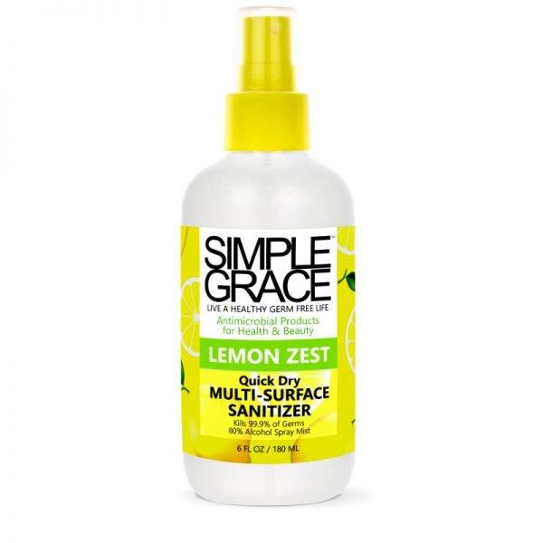 Lemon Zest Spray Mist